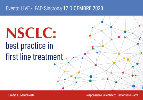 NSCLC: best practice in first line treatment